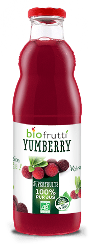 Pur jus de yumberry bio Biofrutti