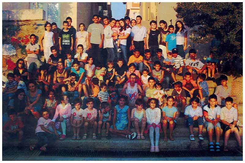 Enfants école Turquie