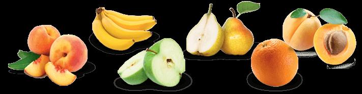 Fruits réveil gourmand