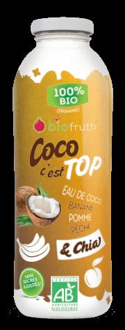 Coco c'est top boisson DETOX Biofrutti
